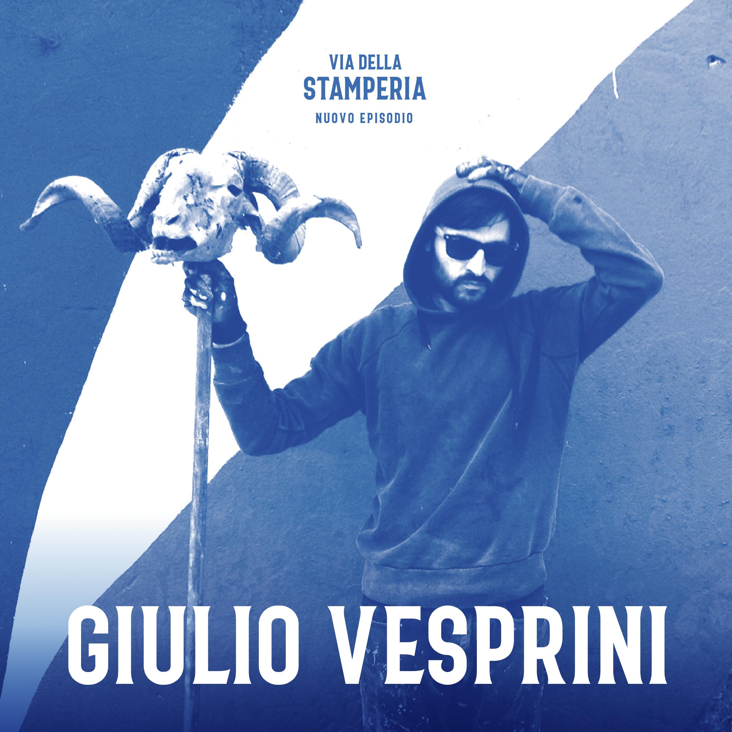 Grafica, street art e architettura l'Archigrafia di Giulio Vesprini