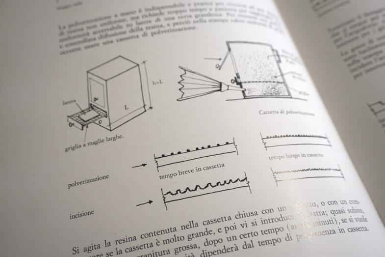 IL GESTO E IL SEGNO Tecnica dell'incisione di Guido Strazza
