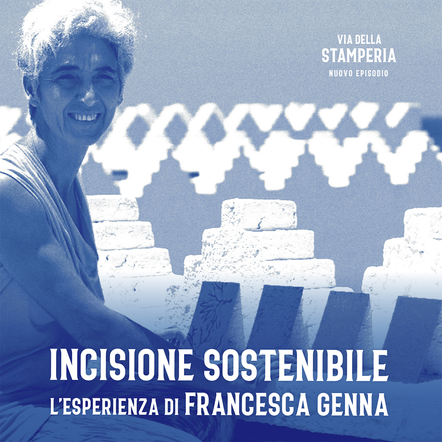 Incisione sostenibile FRANCESCA GENNA